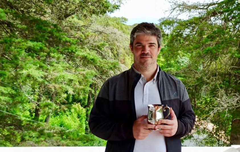 Bruno Gama vence São Miguel Trophy