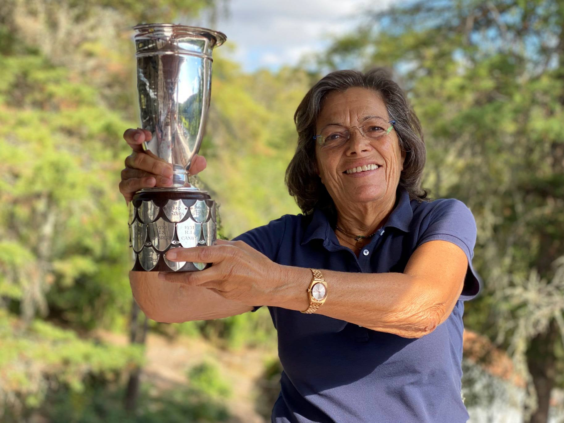 Isabel Dray vence Symington Cup
